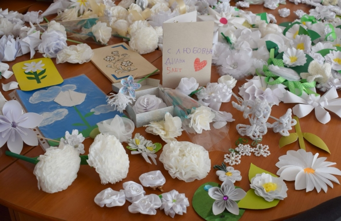 Конфет, цветок с доставкой спб акция белый